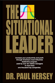 The Situational Leader: The Other 59 Minutes Book Cover