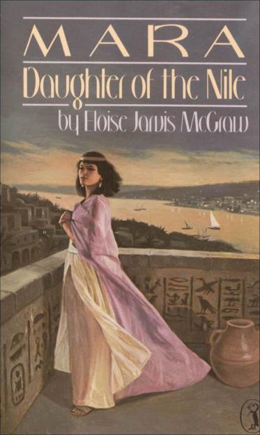 Mara, Daughter of the Nile Book Cover