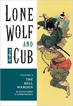 Lone Wolf and Cub, Vol. 4: The Bell Warden Book Cover