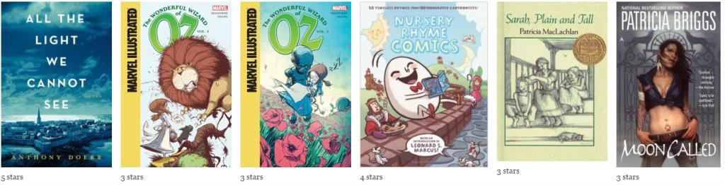 February Books 2
