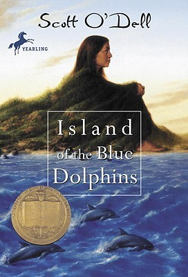 The Island of the Blue Dolphins Book Cover