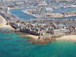 All The Light Saint Malo