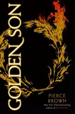 Golden Son Book Cover