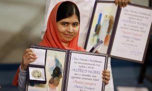 Malala peace prize