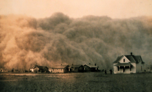 Out of the Dust Dust Bowl