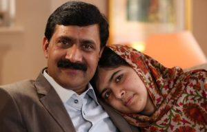 malala with father