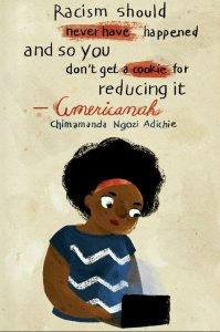 Americanah Quote Graphic