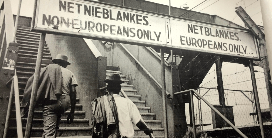 the apartheid system the collapse and Apartheid didn't collapse it was phased out over time by the 1980s many laws were starting to be ignored, and some were being repealed and softened the end of.