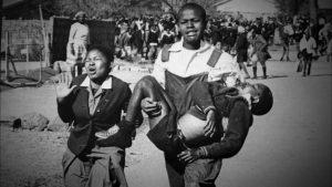 Mandela Soweto Protest