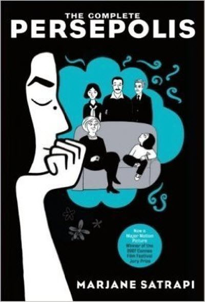 The Complete Persepolis Book Cover