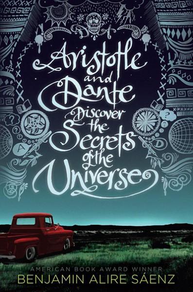 Aristotle and Dante Discover the Secrets of the Universe Book Cover