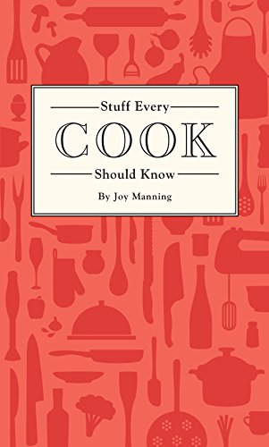 Stuff Every Cook Should Know Book Cover