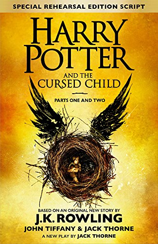 Harry Potter and the Cursed Child Book Cover