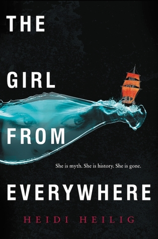 The Girl From Everywhere Book Cover