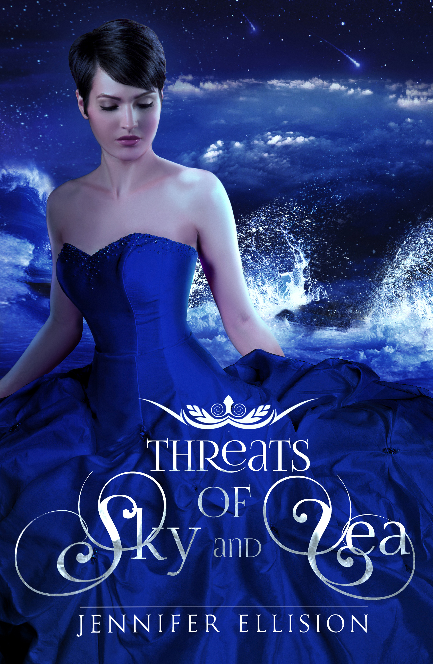 Threats of Sky and Sea Book Cover