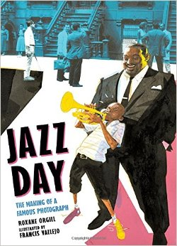 Jazz Day: The Making of a Photograph Book Cover
