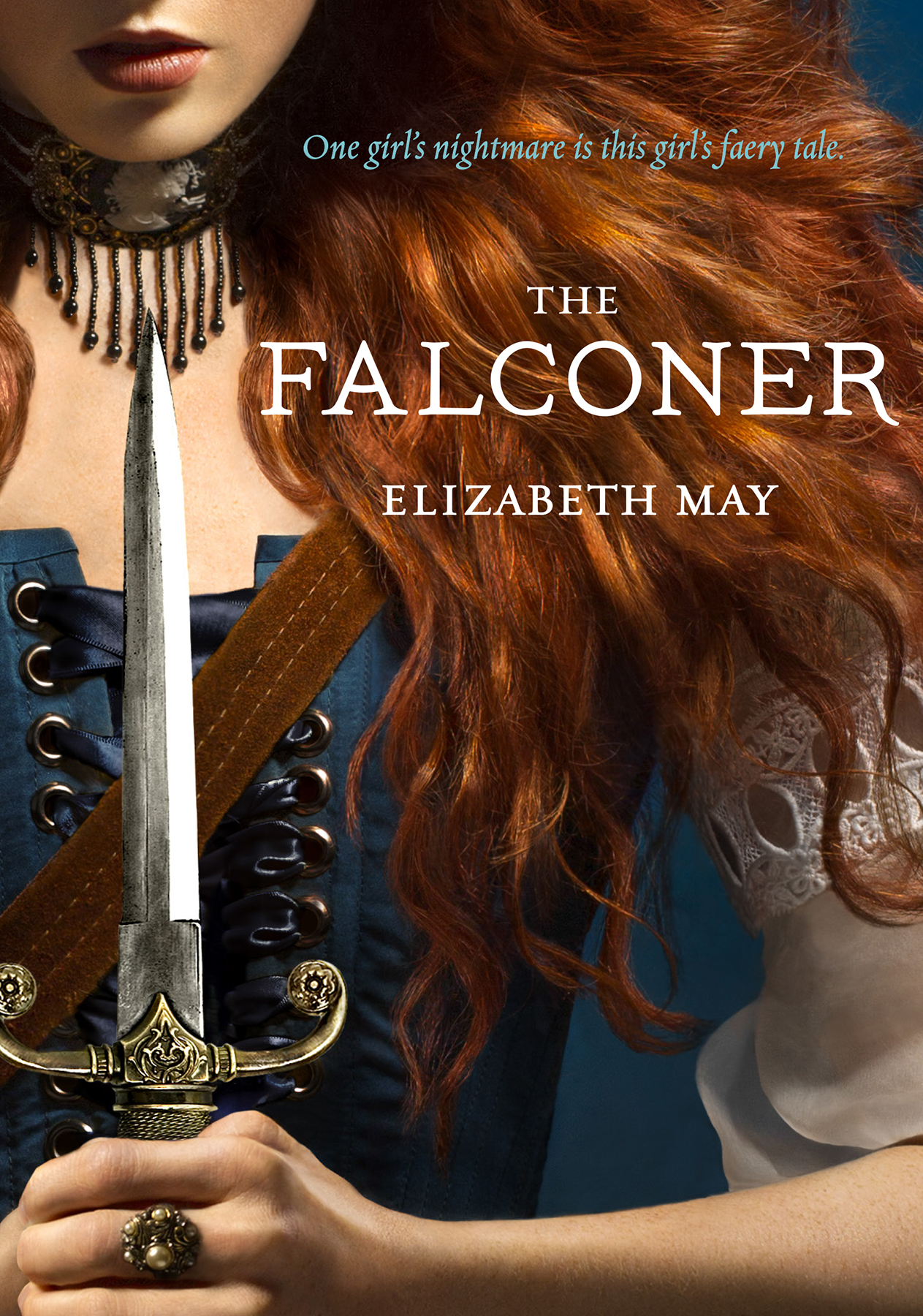 The Falconer Book Cover