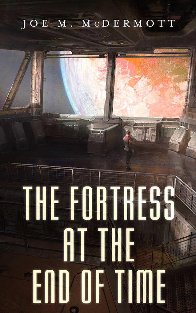 The Fortress at the End of Time Book Cover