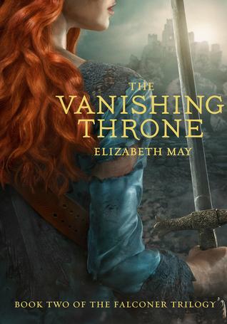 The Vanishing Throne Book Cover