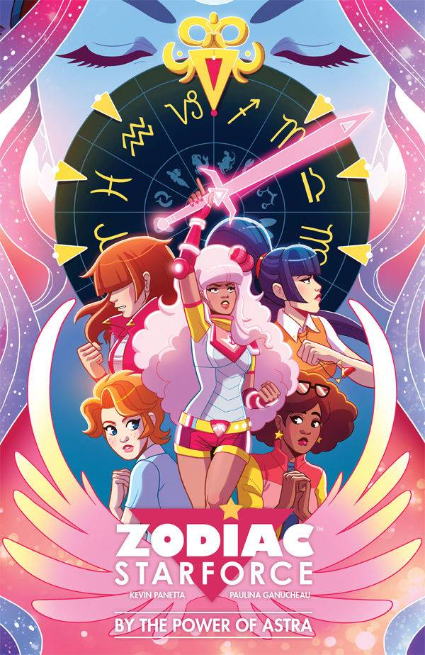 Zodiac Starforce: By the Power of Astra Book Cover