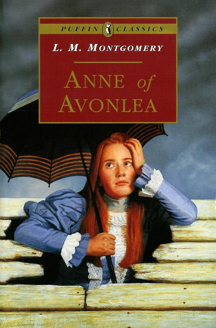 Anne of Avonlea Book Cover