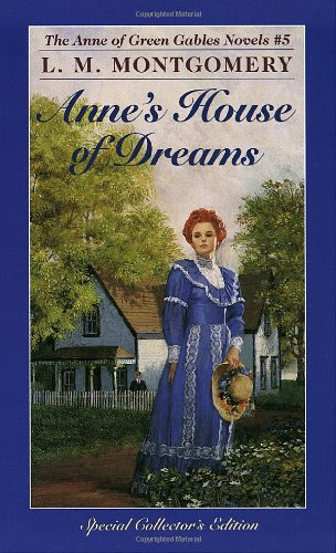 Anne's House of Dreams Book Cover