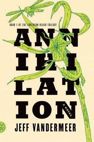Annihiliation Book Cover