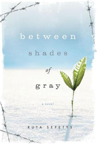 Between Shades of Gray Book Cover