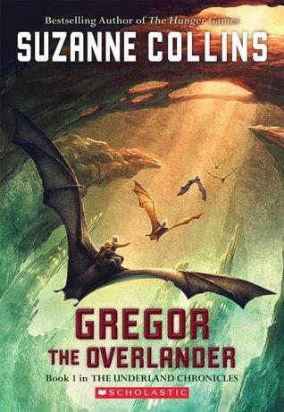 Gregor the Overlander Book Cover