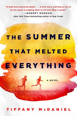 The Summer That Melted Everything Book Cover