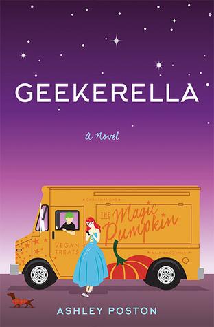 Geekarella Book Cover