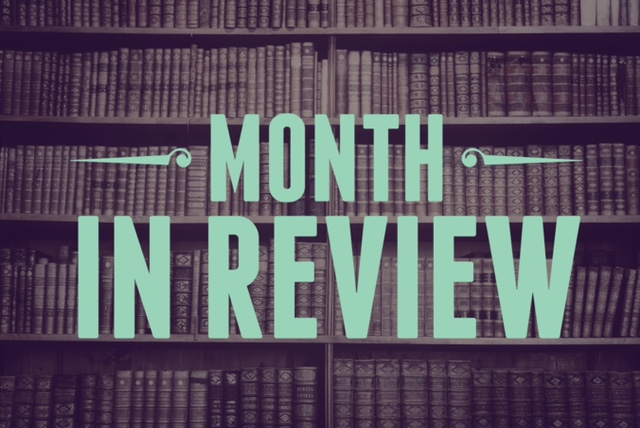 Month in Review – Death by Tsundoku